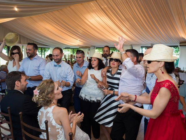 La boda de Jose y Cristina en Ourense, Orense 141