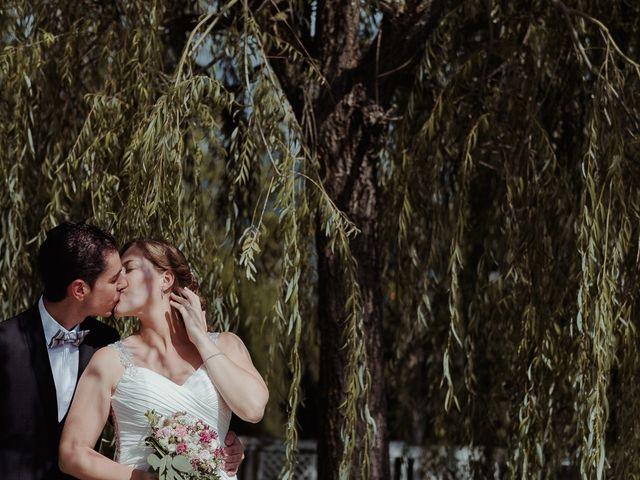 La boda de Marta y Germán