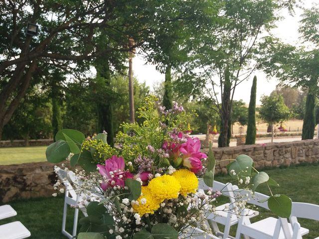 La boda de Sandra  y Carlos  en Trujillo, Cáceres 6