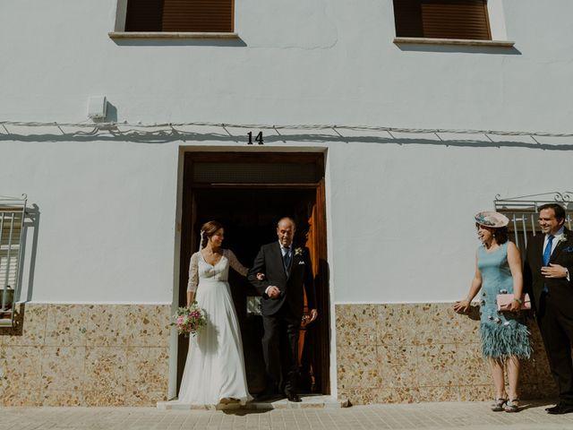 La boda de Jose Ramón y Esther en Membrilla, Ciudad Real 9