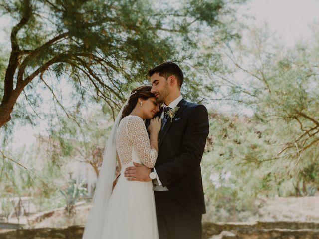 La boda de Jose Ramón y Esther en Membrilla, Ciudad Real 14