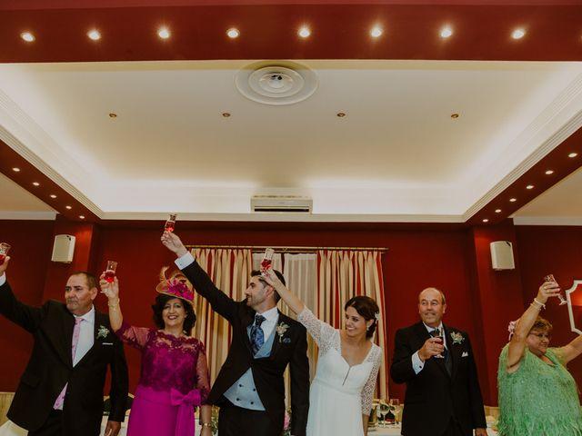 La boda de Jose Ramón y Esther en Membrilla, Ciudad Real 16