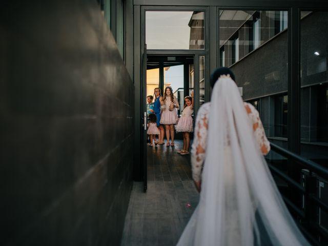 La boda de Marcos y Leticia en Granada, Granada 28