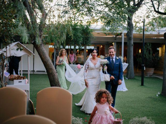 La boda de Marcos y Leticia en Granada, Granada 38