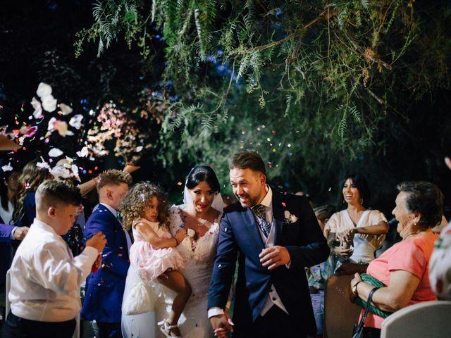 La boda de Marcos y Leticia en Granada, Granada 41