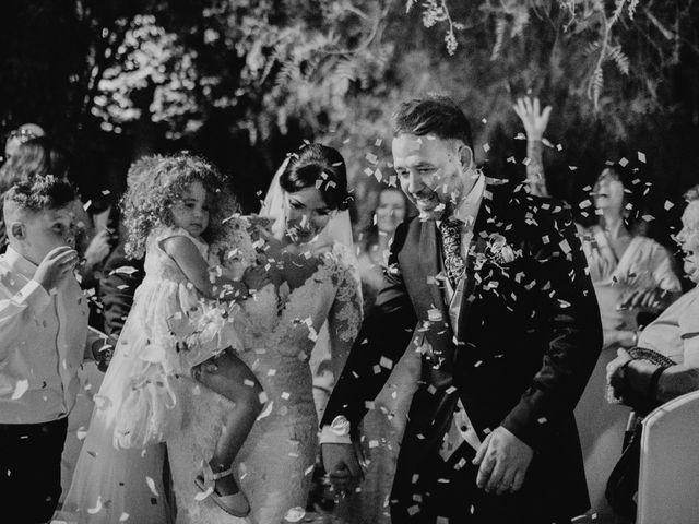 La boda de Marcos y Leticia en Granada, Granada 43