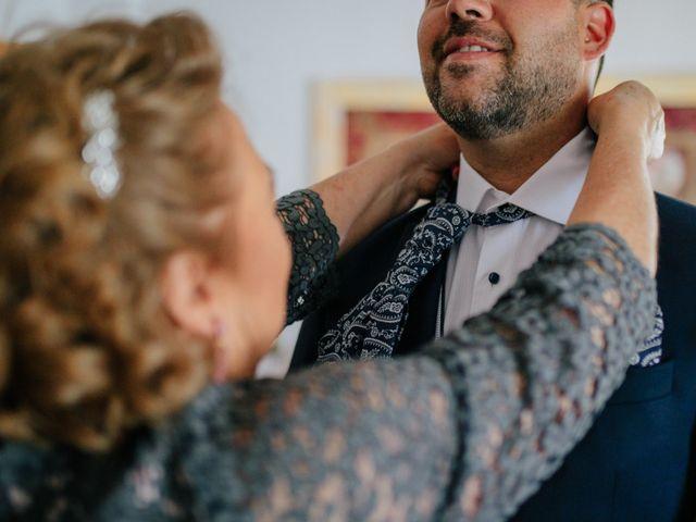 La boda de Marcos y Leticia en Granada, Granada 33