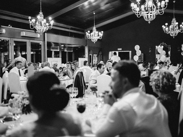 La boda de Marcos y Leticia en Granada, Granada 45