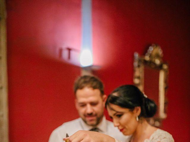 La boda de Marcos y Leticia en Granada, Granada 48