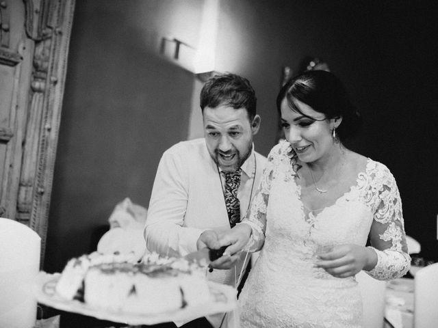 La boda de Marcos y Leticia en Granada, Granada 49