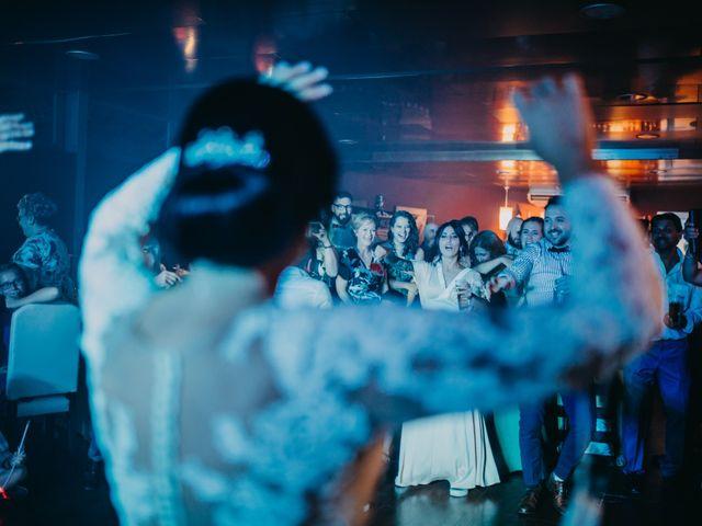 La boda de Marcos y Leticia en Granada, Granada 50