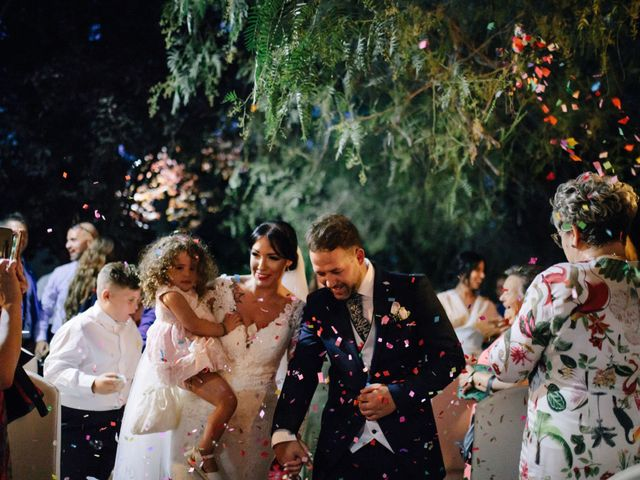 La boda de Marcos y Leticia en Granada, Granada 42