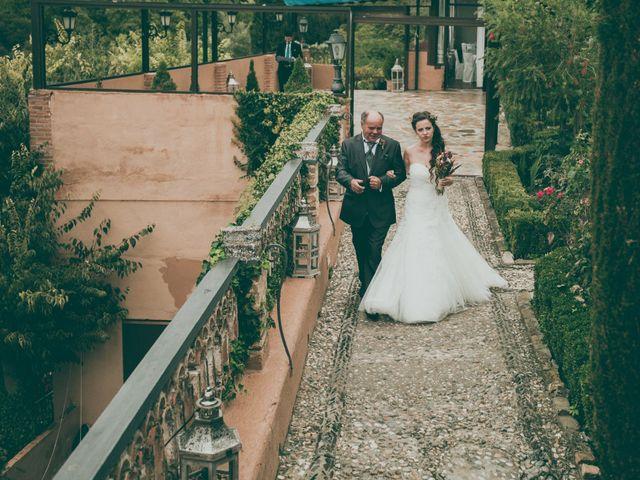 La boda de Sebas  y Mamen  en Granada, Granada 5