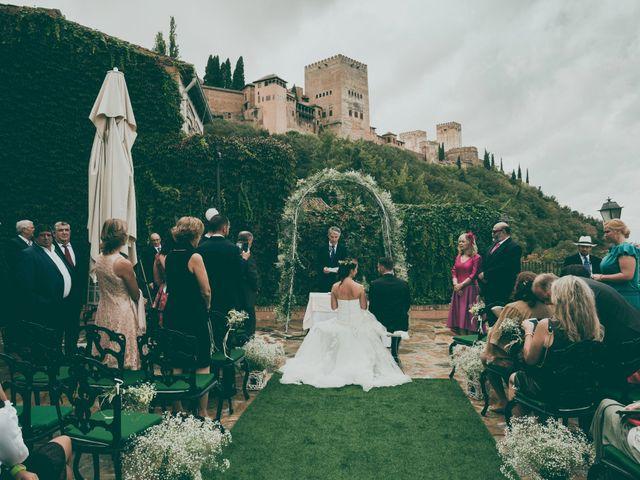 La boda de Sebas  y Mamen  en Granada, Granada 6