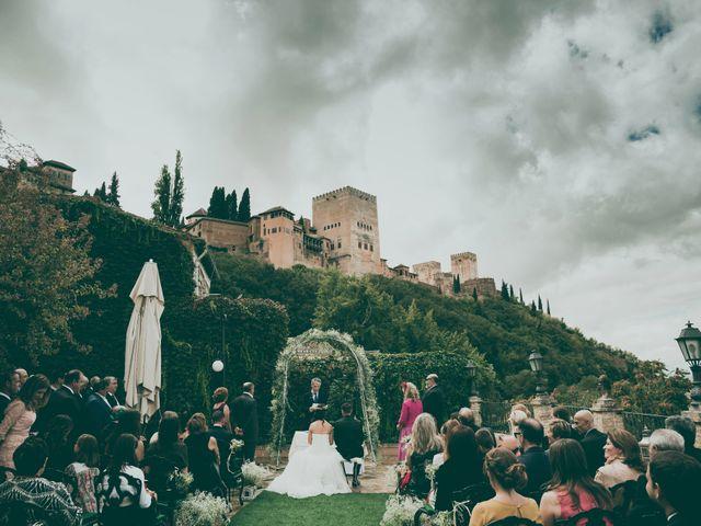 La boda de Sebas  y Mamen  en Granada, Granada 7