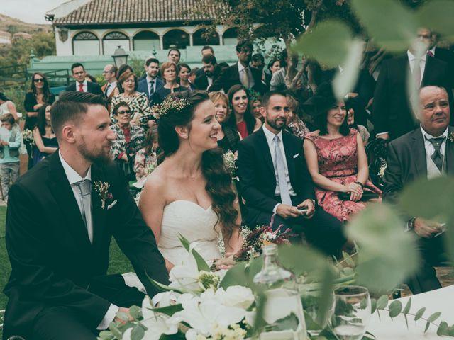 La boda de Sebas  y Mamen  en Granada, Granada 8