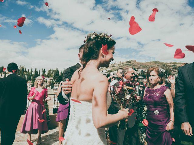 La boda de Sebas  y Mamen  en Granada, Granada 9