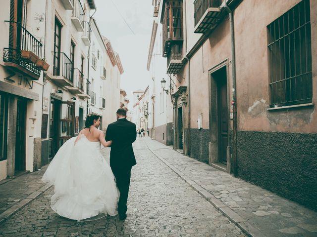La boda de Sebas  y Mamen  en Granada, Granada 12