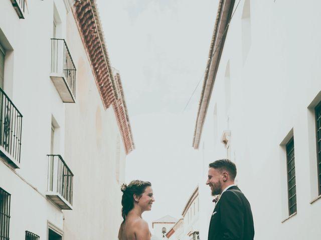 La boda de Sebas  y Mamen  en Granada, Granada 13