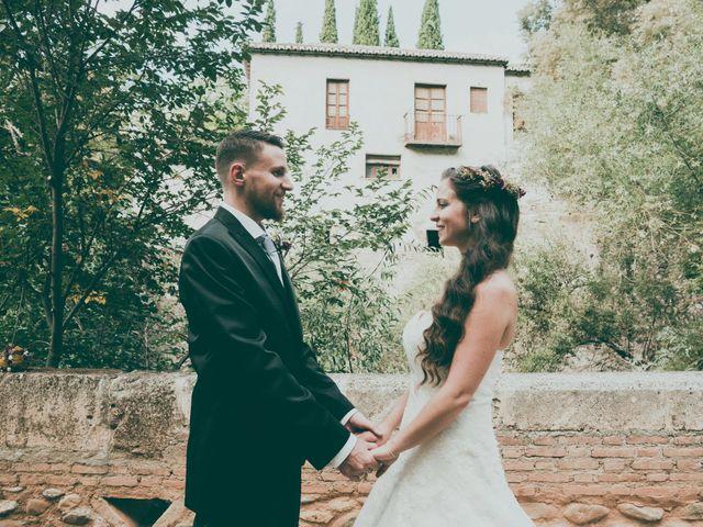 La boda de Sebas  y Mamen  en Granada, Granada 16