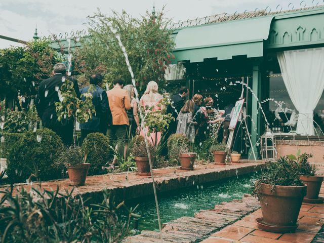 La boda de Sebas  y Mamen  en Granada, Granada 18