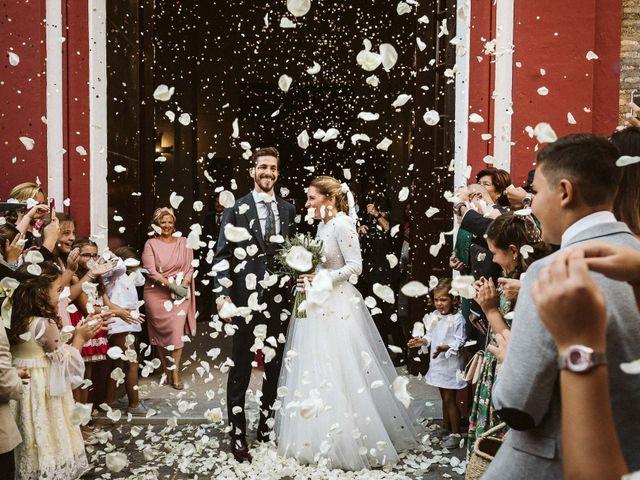 La boda de Andrea y Mario