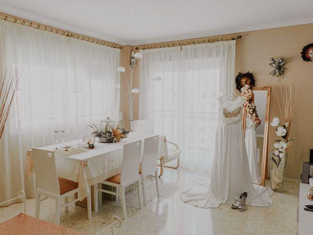 La boda de César y Valeska en Oliva, Valencia 13