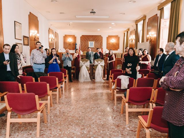 La boda de César y Valeska en Oliva, Valencia 16