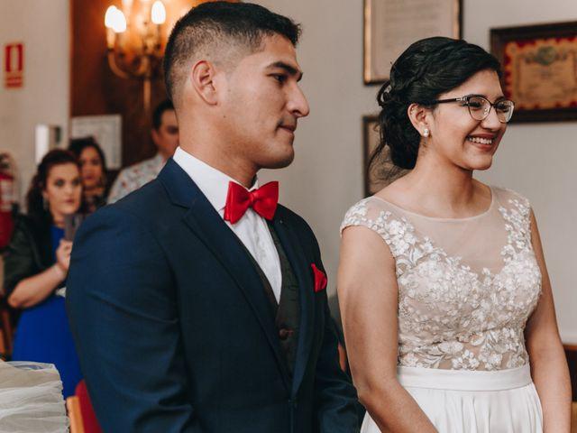 La boda de César y Valeska en Oliva, Valencia 17