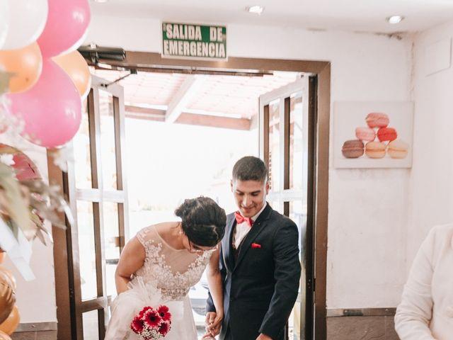 La boda de César y Valeska en Oliva, Valencia 18