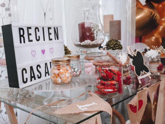 La boda de César y Valeska en Oliva, Valencia 23
