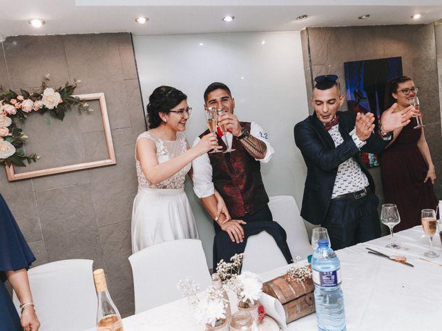 La boda de César y Valeska en Oliva, Valencia 25