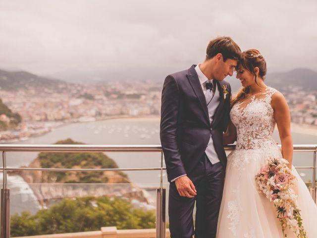 La boda de Abraham y Naiara en Donostia-San Sebastián, Guipúzcoa 37