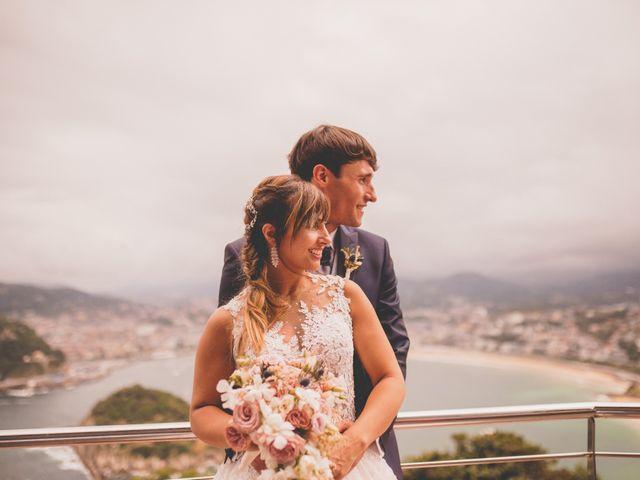 La boda de Abraham y Naiara en Donostia-San Sebastián, Guipúzcoa 39