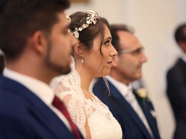 La boda de Encarni y Jorge en Torre Del Mar, Málaga 11