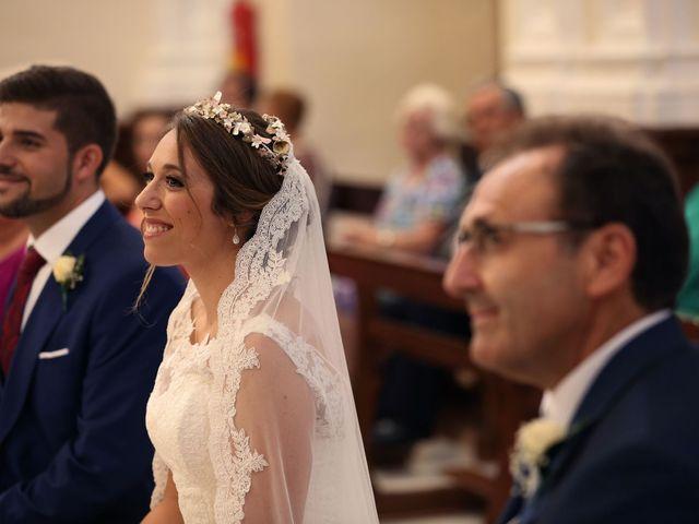 La boda de Encarni y Jorge en Torre Del Mar, Málaga 12