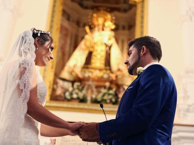 La boda de Encarni y Jorge en Torre Del Mar, Málaga 14