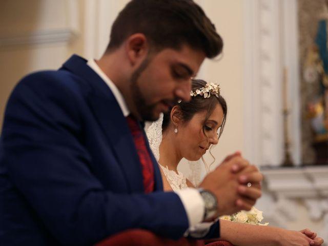 La boda de Encarni y Jorge en Torre Del Mar, Málaga 17