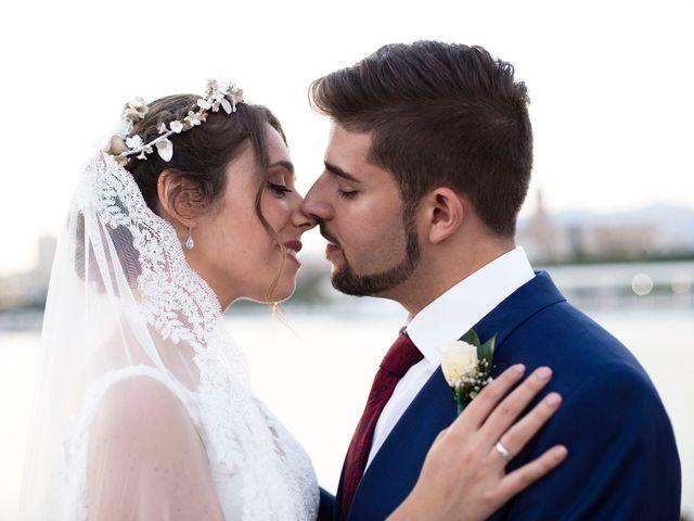 La boda de Encarni y Jorge en Torre Del Mar, Málaga 18
