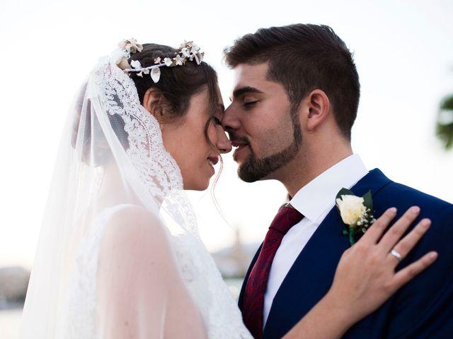 La boda de Encarni y Jorge en Torre Del Mar, Málaga 19