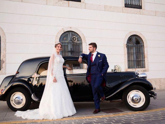 La boda de Encarni y Jorge en Torre Del Mar, Málaga 22