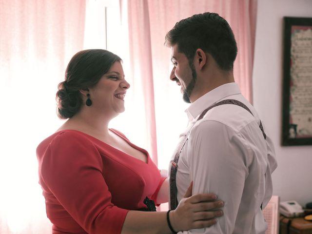 La boda de Encarni y Jorge en Torre Del Mar, Málaga 33