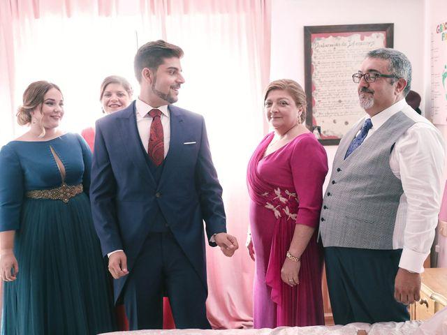 La boda de Encarni y Jorge en Torre Del Mar, Málaga 38