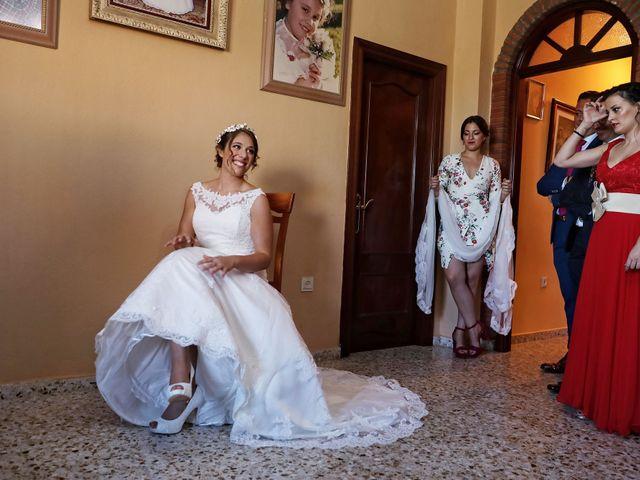 La boda de Encarni y Jorge en Torre Del Mar, Málaga 43
