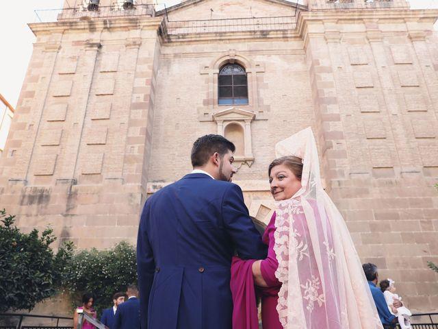 La boda de Encarni y Jorge en Torre Del Mar, Málaga 46