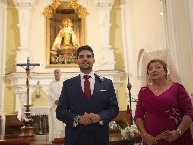La boda de Encarni y Jorge en Torre Del Mar, Málaga 47