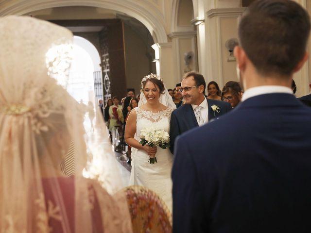 La boda de Encarni y Jorge en Torre Del Mar, Málaga 52