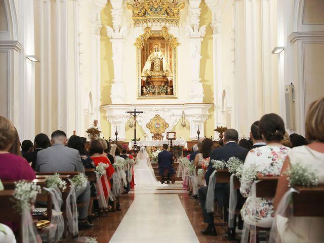 La boda de Encarni y Jorge en Torre Del Mar, Málaga 53