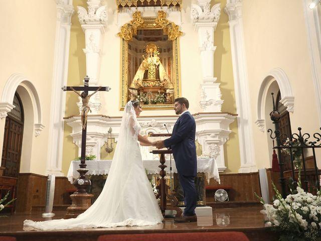 La boda de Encarni y Jorge en Torre Del Mar, Málaga 54