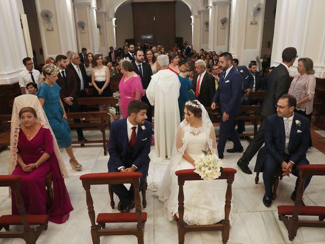 La boda de Encarni y Jorge en Torre Del Mar, Málaga 55